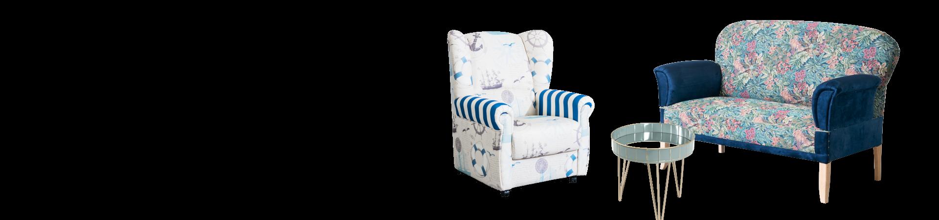 Verschiedene Möbelstücke